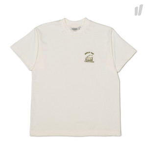 Overkill Logo Embroidery Tee ( Ivory )
