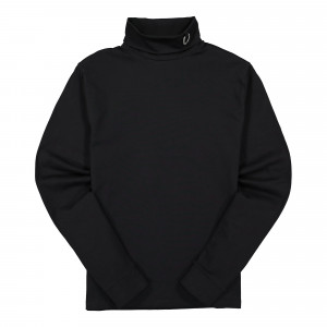 Raf Simons x Fred Perry Laurel Wreath Roll Neck ( SM9042 / Black )