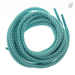 Original Rope Laces Snow Flake ( mint / white )