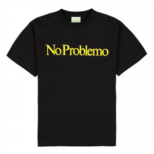 Aries No Problemo Tee ( SQAR60002-005 / Black )