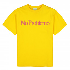 Aries No Problemo Tee ( SQAR60002-059 / Yellow )