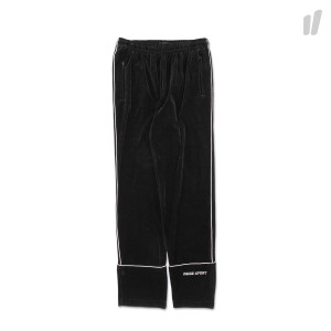 Neige Velour Sweatpants ( SS18024 / Black )