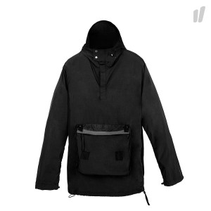 Nilmance Waterproof Packable Anorak ( SS18AN-02 / Black )