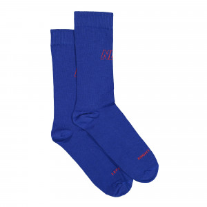 Neige Socks ( SS19054 / Blue )