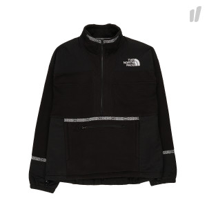 The North Face M '92 Rage Fleece Anorak ( T93MIDJK3 / TNF Black