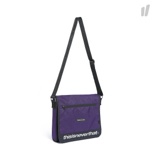 thisisneverthat CORDURA 750D Messenger Bag ( TN18FBA005 / Purple )