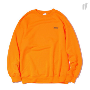 thisisneverthat Rubber Logo Crewneck ( TN18SSW004ORM / Neon Orange )
