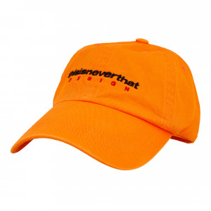 thisisneverthat DSN-Logo Cap ( TN19SHW003 / Orange )