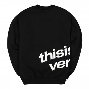 thisisneverthat DIA-SP Crewneck ( TN19SSW003 )