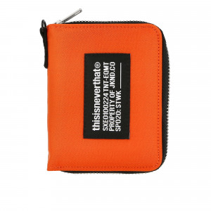 thisisneverthat CORDURA Satin Wallet ( TN20SBA010 / Orange )