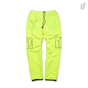 thisisneverthat TN Fleece Pant ( TN17FBT002NN / Neon )