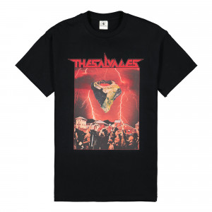 The Salvages Space Rock 3 Tee ( TSSPT / Black )