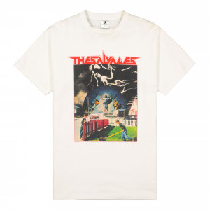 The Salvages Space Rock Tee ( TSSRT / White )
