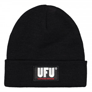 Used Future Guard Beanie ( UDF-BN-101-BK / Black )