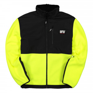 Used Future Guard Fleece ( UDF-OT-201-NE / Neon )