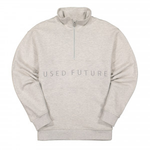 Used Future Quarter Zip Up ( UES-OT-301-GY / Grey )