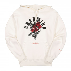 Wasted Paris Charming Hoodie ( Ivory )