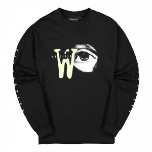 Wasted Paris Zone 51 Longsleeve ( Black )