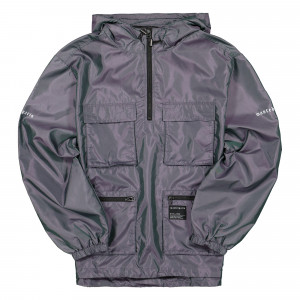 Wasted Paris Windbreaker Two Tones ( Green / Purple )