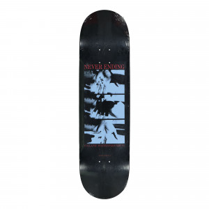 Wasted Paris Never Ending Board ( Black )
