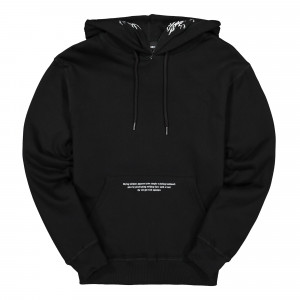 Wasted Paris Cult Hoodie ( Black )