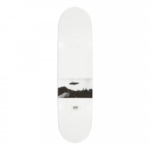 Wasted Paris Believe Board ( White )