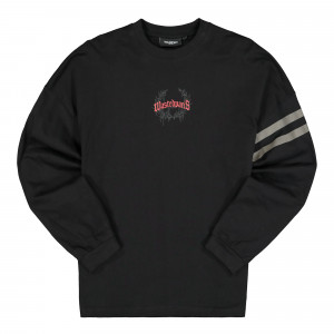 Wasted Paris Columbia Bridge Longsleeve Tee ( WPCBLT / Black )