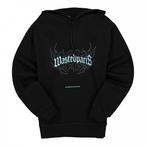 Wasted Paris Shadow Bridge Hoodie ( WPSBH / Black )