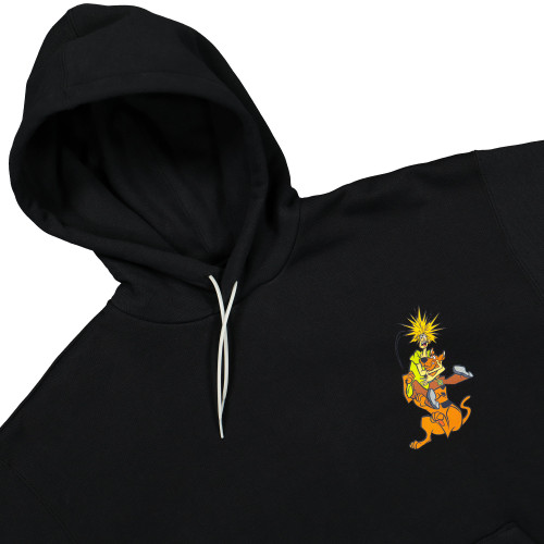 Scooby Doo x Converse Fashion Hoodie ( 10020844-A01 / Black )
