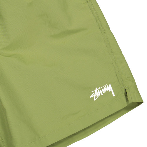 Stussy Stock Water Shorts ( 113120 / 0401 / Green )