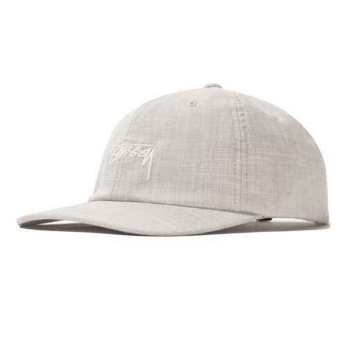 Stussy Suilting Low Pro Cap ( 131884 / 0002 / Charcoal )