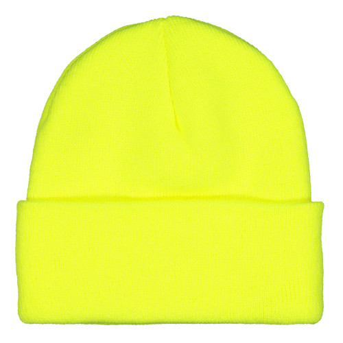 Stussy Stock Cuff Beanie ( 132935 / 0309 / Safety Yellow )