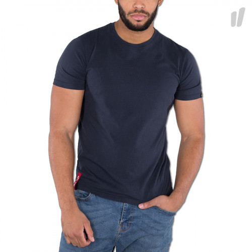 Alpha Industries Blood Chit Tee ( 186509 07 / Rep.Blue )