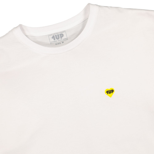 1UP Loves You T-Shirt ( T-LY-W )