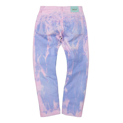 Aries MLP Dyed Lilly Jeans ( SQAR30019-028 / Lilac )