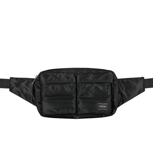 Porter-Yoshida & Co. Waist Bag Square Small ( 622-68723-10 / Black )