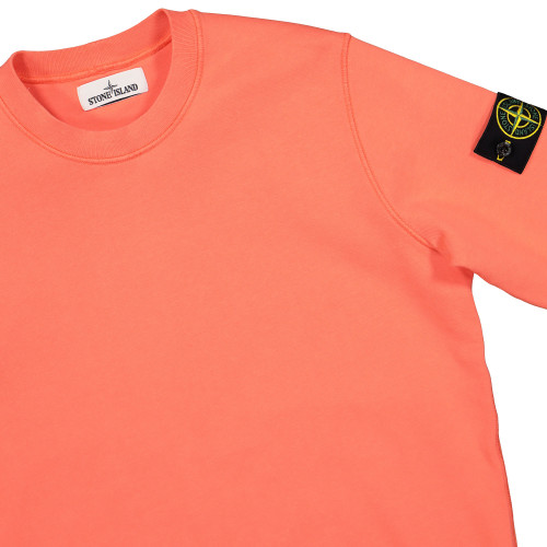Stone Island Sweat-Shirt ( 63051.V0037 / Orange )