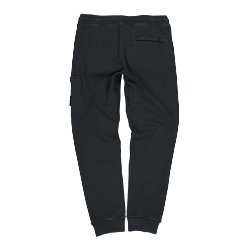 Stone Island Fleece Pant ( 60320.V0029 / Black )