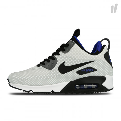 Nike Air Max 90 Mid Winter Print ( 806850 001 ) OVERKILL