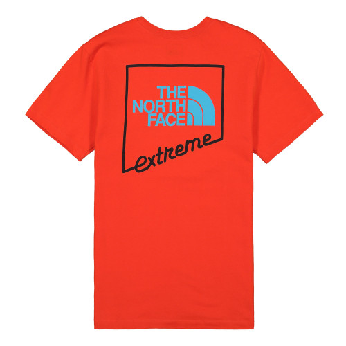 North Face SS Extreme Tee ( NF0A4AA115Q1 / Fiery Red )