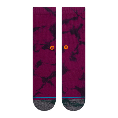 Stance Scarabaeus Socks ( A556D20SCA-PUR )