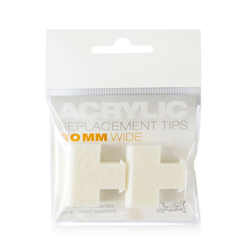 Montana Replacement Acrylic Tip Set 30 mm