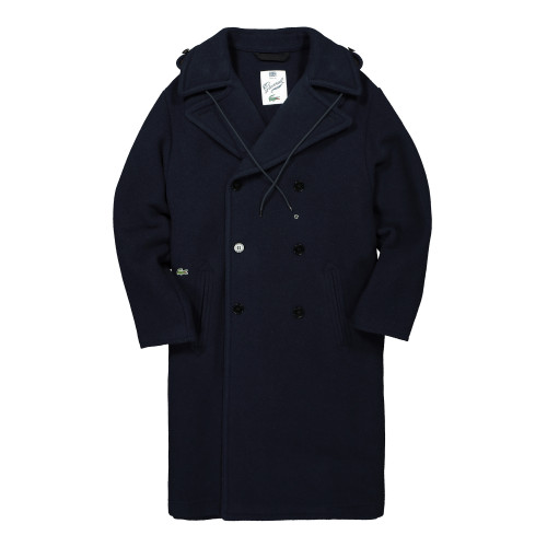 Gloverall x Lacoste Coat ( BH9782-00-MXQ )