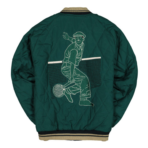 Tailor Toyo x Lacoste Reversible Bomber ( BH9802-00-ZB0 )