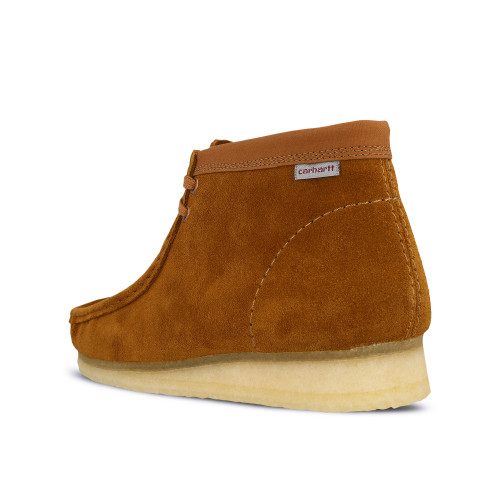 Carhartt WIP x Clarks Wallabee Boot ( 261461937 )