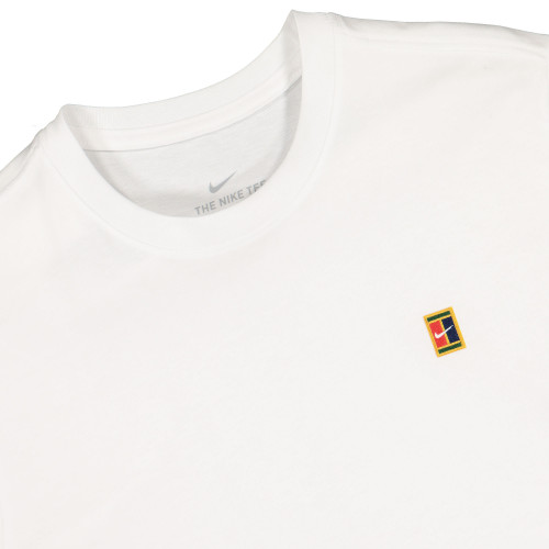 Nike Court Embroidered Tee ( BV5809 100 )