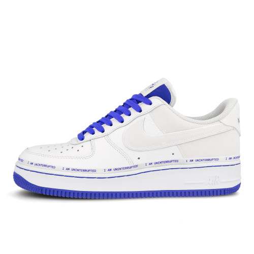 Uninterrupted x Nike Air Force 1 07 QS ( CQ0494 100 )