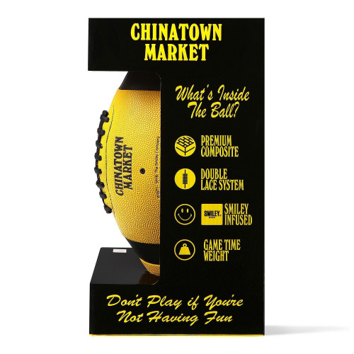 Chinatown Market Smiley x CTM Football ( CTMFOOTBALL / Yellow )