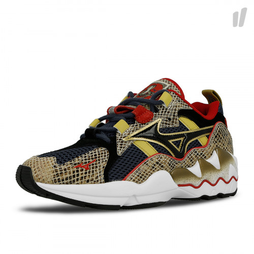 24 Kilates x Mizuno Wave Rider 1 King Kobra ( D1GD180414 )