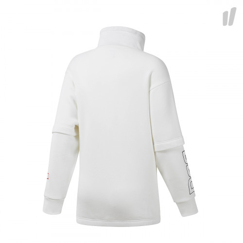 Reebok Wmns AC Oversized Hoodie ( DH1337 )